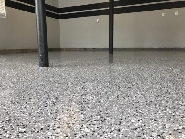 Epoxy Flooring, Inter-Locking Tile, Paver Repair and Cleaning